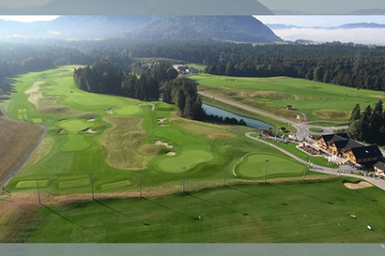 VIX Golf supports tournaments in Slovenia